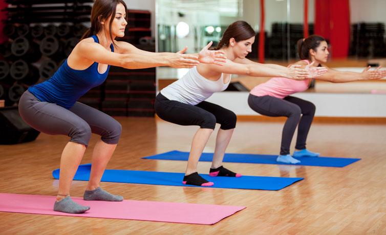 Skuat nasıl yapılır vücut geliştirmenin en kolay yolu!